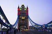 Svetlana Sewell - On the London Bridge