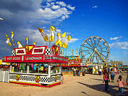 Larimer County Photos - On The Midway by Ric Soulen