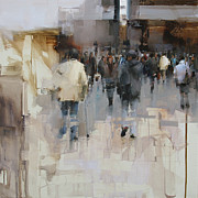 Tibor Nagy - On the Street