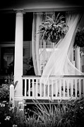 Photography By Colleen Kammerer Prints - On the Veranda Print by Colleen Kammerer