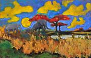 Dilip Sheth - Once an Elephant