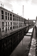 Ohio Prints - Once Industrial Georgetown Print by Olivier Le Queinec