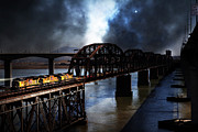 Benicia Bridge Photos - Once Upon A Time In The Story Book Town of Benicia California - 5D18849 by Wingsdomain Art and Photography