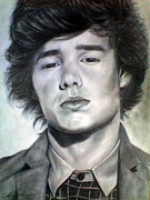 Hand Made Art - One Direction Liam Payne by Murni Ch