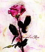 Michelle Wiarda - One Lavender Rose
