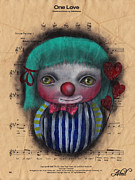 Abril Andrade Griffith - One Love Clown