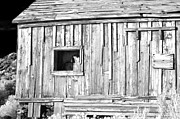 Old West Photos - One Window by Cat Connor