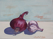 Winifred Lesley - Onion And Garlic