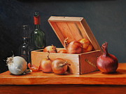 Chiaroscuro Originals - Onion Box by Dan Petrov