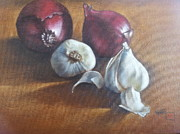 Mahto Hogue - Onion With Garlic