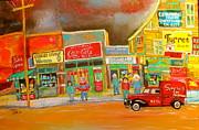 Michael Litvack - Ontario Street 1960