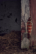 Rural Decay Art - Open Door by Odd Jeppesen