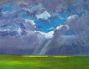 Storm Prints Art - Open Field Majestic by Patricia Awapara
