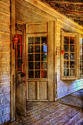 Doorways Prints - Open For Business Print by Lois Bryan