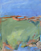 Cape Cod Paintings - Open for the Day by Jacquie Gouveia