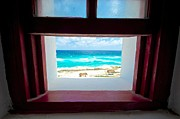 Outlook Prints - Open Window Print by Tammy Richardson