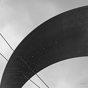 Abstracts Photos - Opening Arch - Abstract by Steven Milner