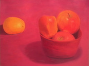 Rachel Dunkin - Orange and Apples