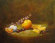 Carol Hart - Orange and Egg