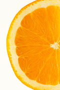 Citrus Fruits Posters - Orange Poster by Bill  Wakeley