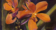 Stacy Vosberg - Orange Flowers
