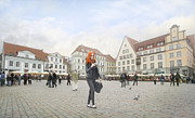 Roy McPeak - Orange Hair in Tallinn...