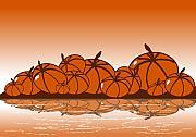 Anastasiya Malakhova - Orange Harvest