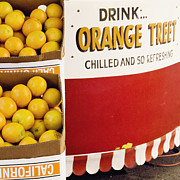 Cindy Garber Iverson - Orange juice stand