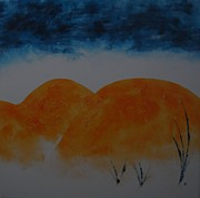 Lynne Bishop - Orange Mountains
