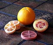 Anastasiya Malakhova - Orange Slices Soap