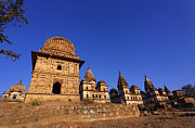 Orchha Framed Prints - Orchha in India Framed Print by Robert Preston