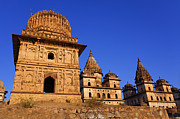 Orchha Framed Prints - Orchha  Framed Print by Robert Preston