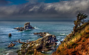 Oregon Coast Print by Robert Bales