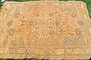 Antique Tapestries - Textiles - Oriental carpet of exquisite design and workmanship by Anonymous artist