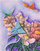 Jeanette K - Origami Butterflies
