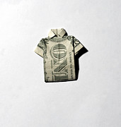 Cash Money Originals - Origami Dollar by William Ragan
