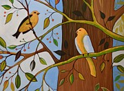 Amy Giacomelli - Original Animal Birds...