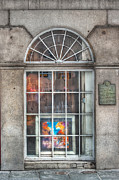 French Quarter Doors Framed Prints - Original Art for Sale Framed Print by Brenda Bryant