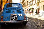 Ally Photo Posters - Original Fiat Poster by Arthur Hofer