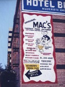Original Mac's Print by Paul Guyer