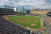 Mark Whitt - Oriole Park at Camden...