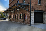 Recreation Buildings Prints - Oriole Park Box Office Print by Susan Candelario
