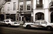 Police Cars Metal Prints - Orleans PD Metal Print by John Rizzuto