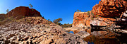 Outback Photos - Ormiston Gorge by Bill  Robinson