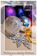Susan M. Smith Prints - Ornaments - Wishing You Print by Susan Smith