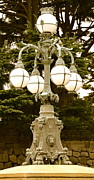 Ornate Art - Ornate Lamp by Corinne Rhode
