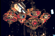 Carl Purcell - Ornate Lamps in Istanbul
