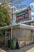 Edward Fielding - ORourkes Diner Middletown Connecticut
