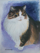 Furry Pastels - Orphan by Marna Edwards Flavell