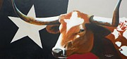 "\\\\\\\""texas Artist\\\\\\\\\\\\\\\"" Prints - OTexas Print by David Ackerson"